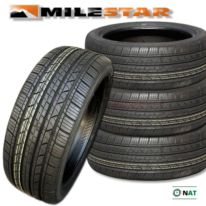 Lốp Xe MILESTAR MS932 Hàng Mỹ 205/65R15 Chất Lượng Giá Rẻ