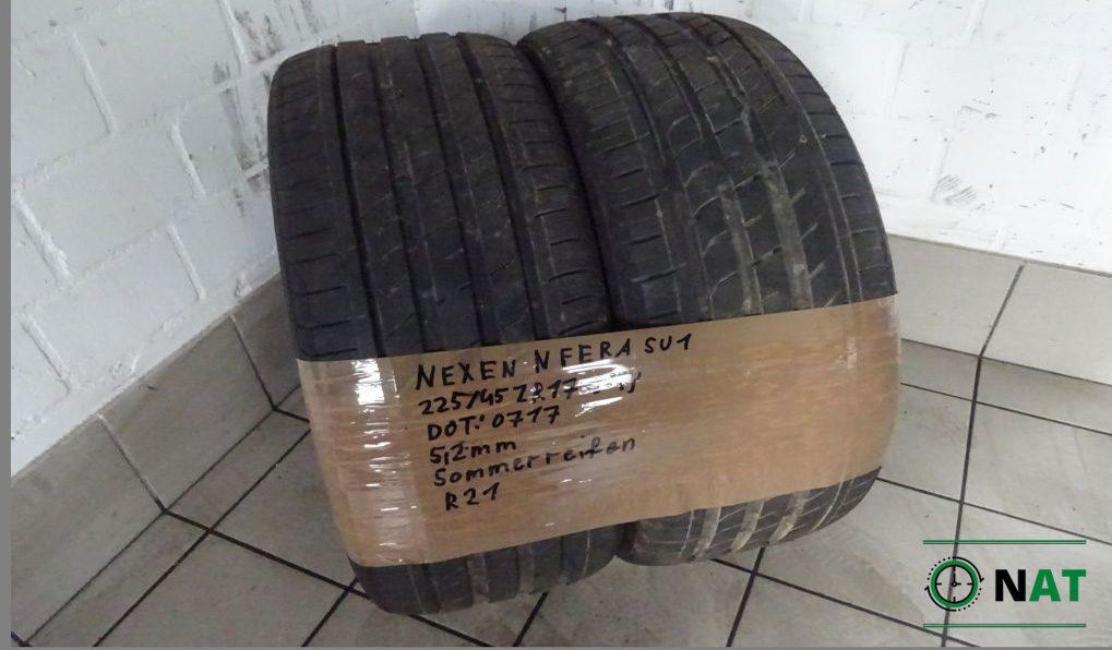 lốp ô tô Nexen chính hãng