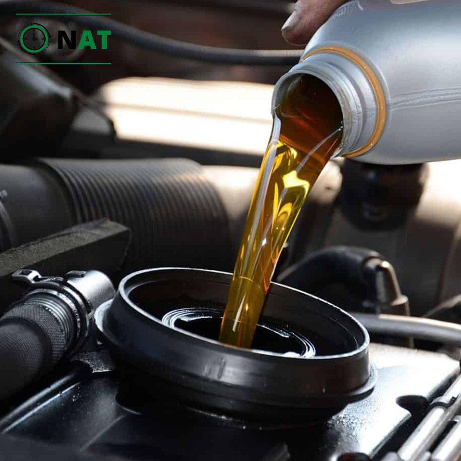 dầu động cơ ô tô Vios