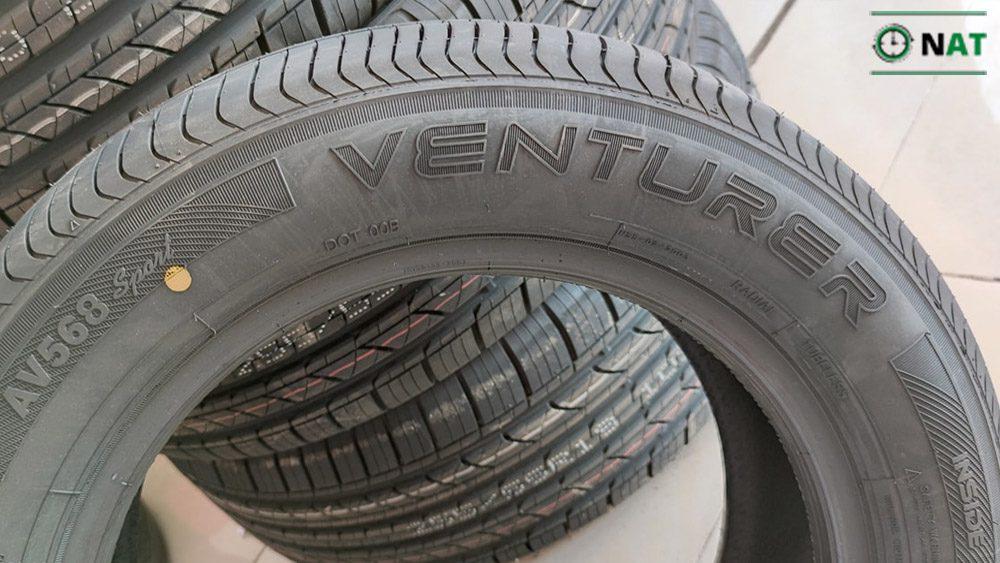Giá lốp ô tô Advenza TL 185/55R15 Venturer AV568 86V