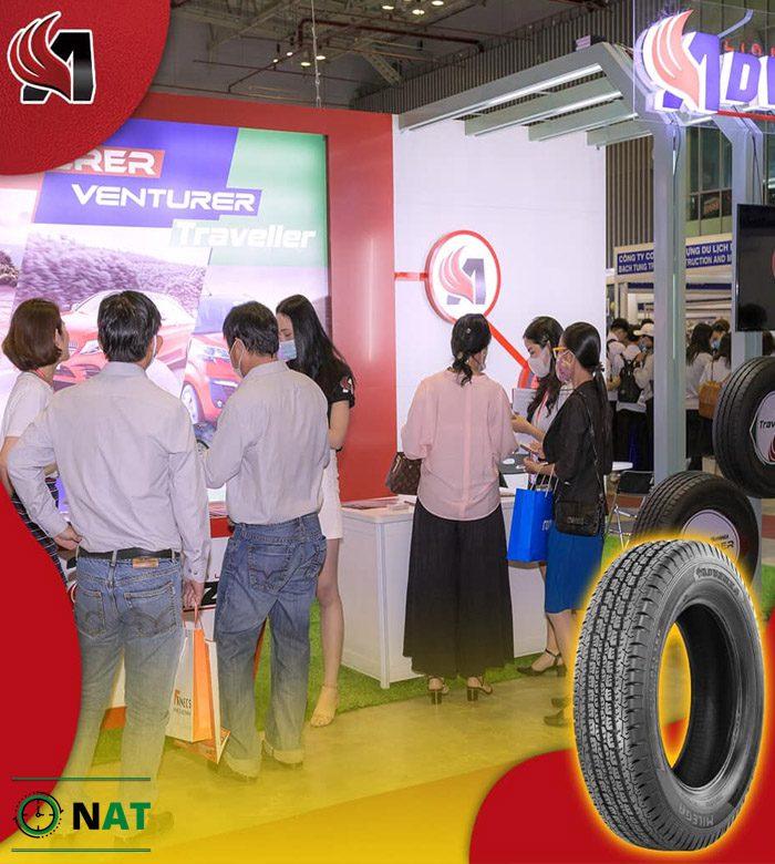 Lốp ô tô Advenza TL 195/65R15 Venturer AV579 91H