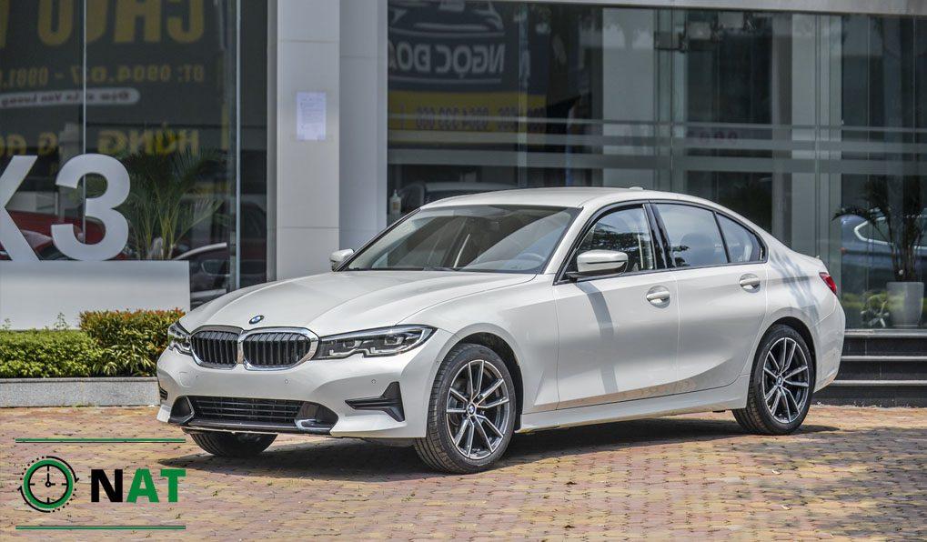 Mặt ca lăng ô tô BMW